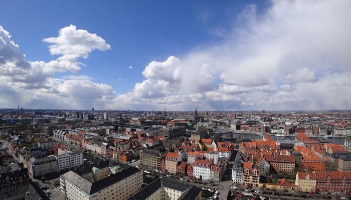 Studiebyer: København